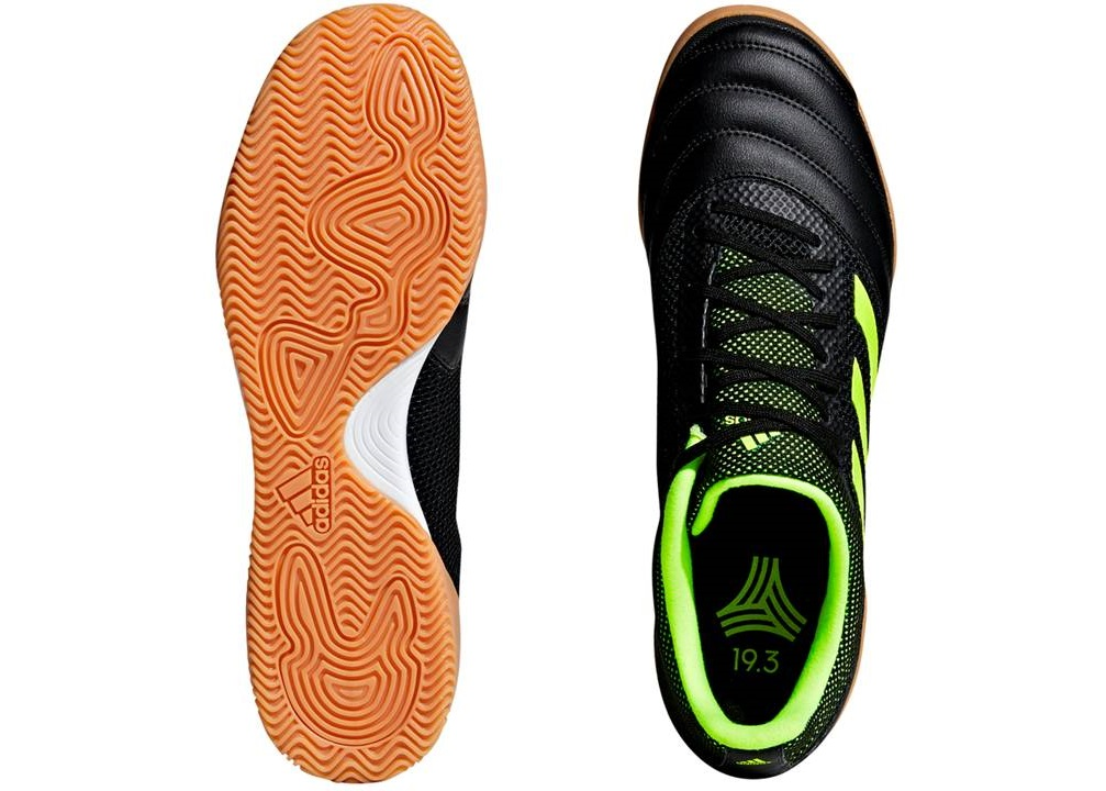 Details about Adidas Copa 19.3 Lounge bb8093 Black Sneakers Mens Sports Shoes from Soccer show original title