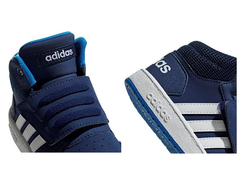 Adidas HOOPS MID 2.0 I F35834 Blu Dal 20 al 27 Scarpe