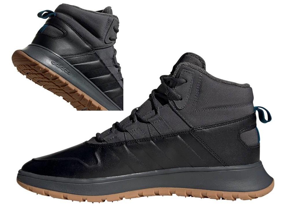 Details zu Adidas Fusion Storm Wtr EE9706 Grau Herrenschuhe Turnschuhe Sport