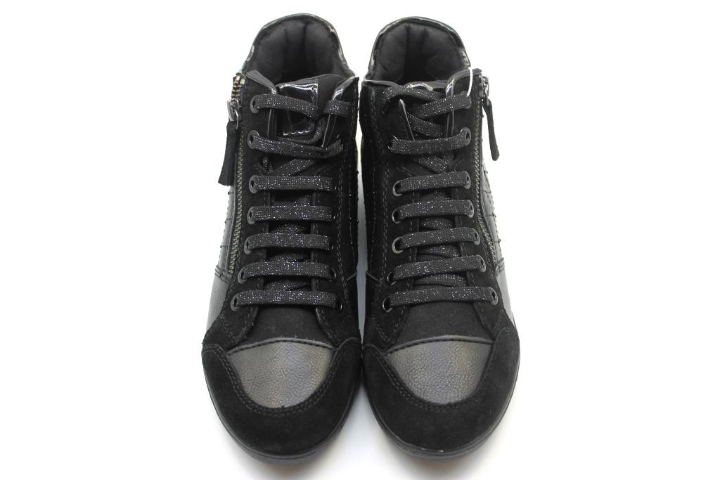 GeoxD6468CNero Scarpe Donna lagrotteria scarpe moda