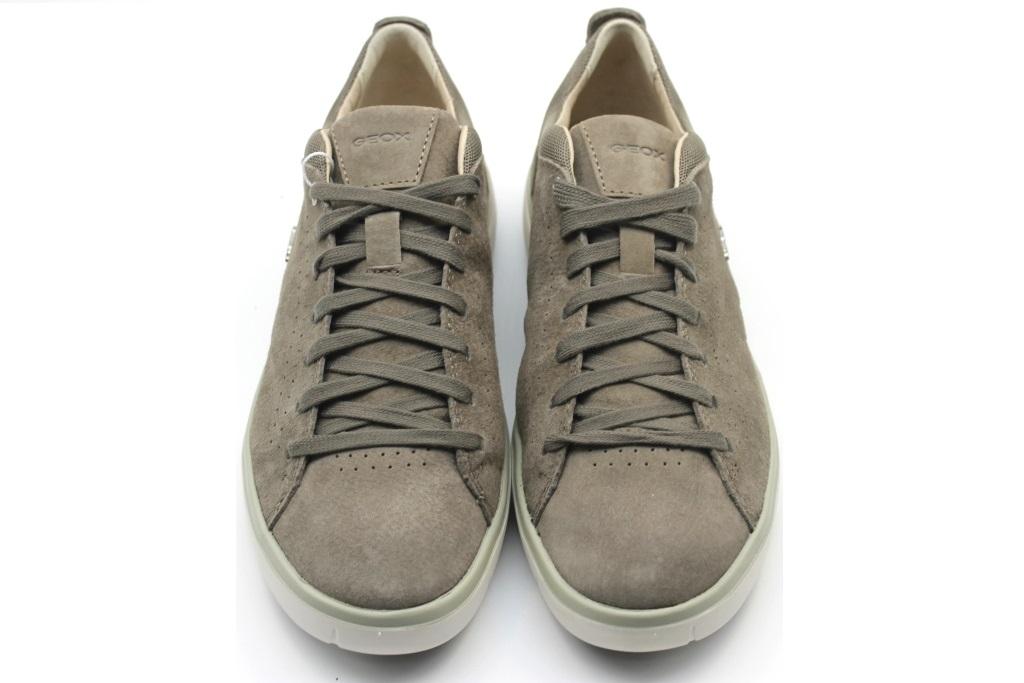 Geox NEBULA U948FA 000KZ Grigio Sneakers Scarpe Uomo Calzature Casual | eBay