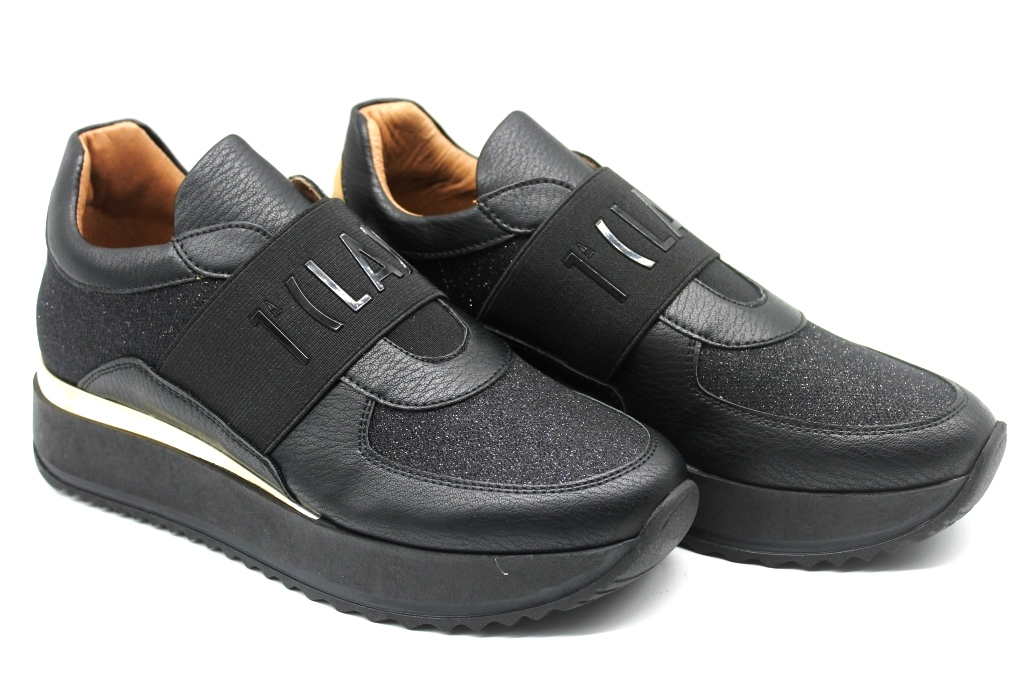Alviero-Martini-1a-Classe-Junior-0421-0090-Nero-Sneakers-Scarpe-Donna-Bambini miniatura 2
