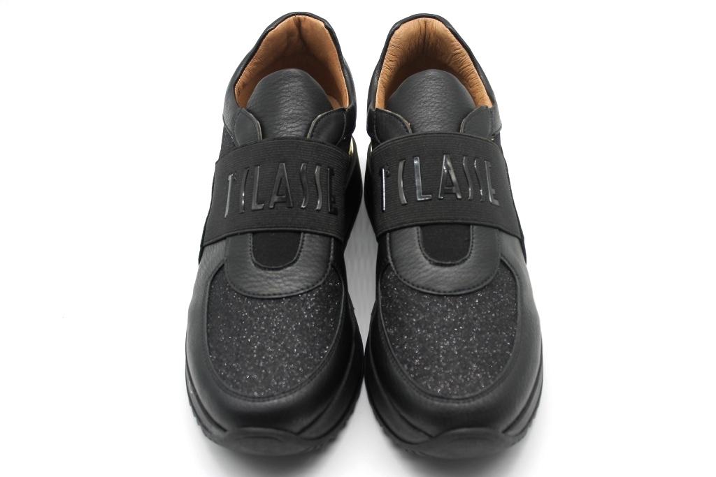 Alviero-Martini-1a-Classe-Junior-0421-0090-Nero-Sneakers-Scarpe-Donna-Bambini miniatura 4