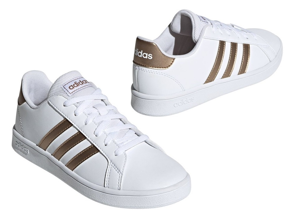adidas grand court ragazza