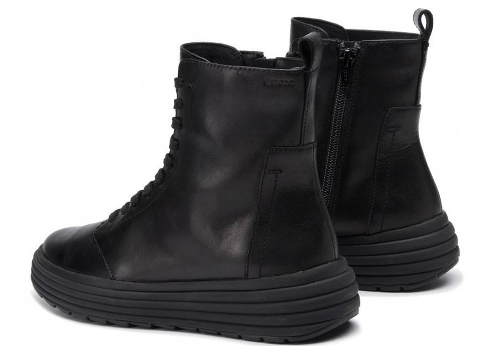Qualität Schuhe Frauen 2019 Ankle Stiefel Geox D5490d 00043