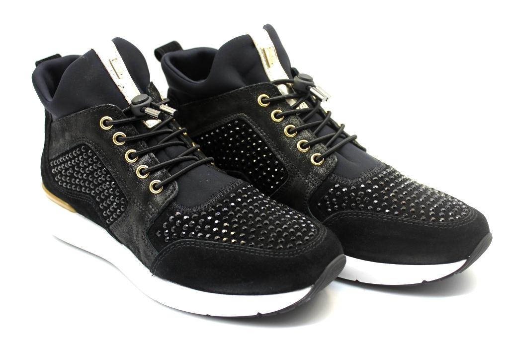 Nero Giardini A908892D Nero Sneakers Scarpe Donna Calzature Comode
