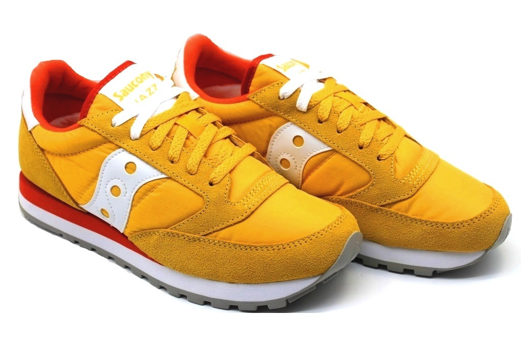 Dettagli su Scarpe da uomo Saucony Jazz S2044 555 casual sportive basse sneakers ragazzo