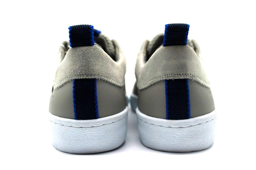 Dettagli su Scarpe da uomo Geox Warley U026HA casual sportive basse sneakers estive
