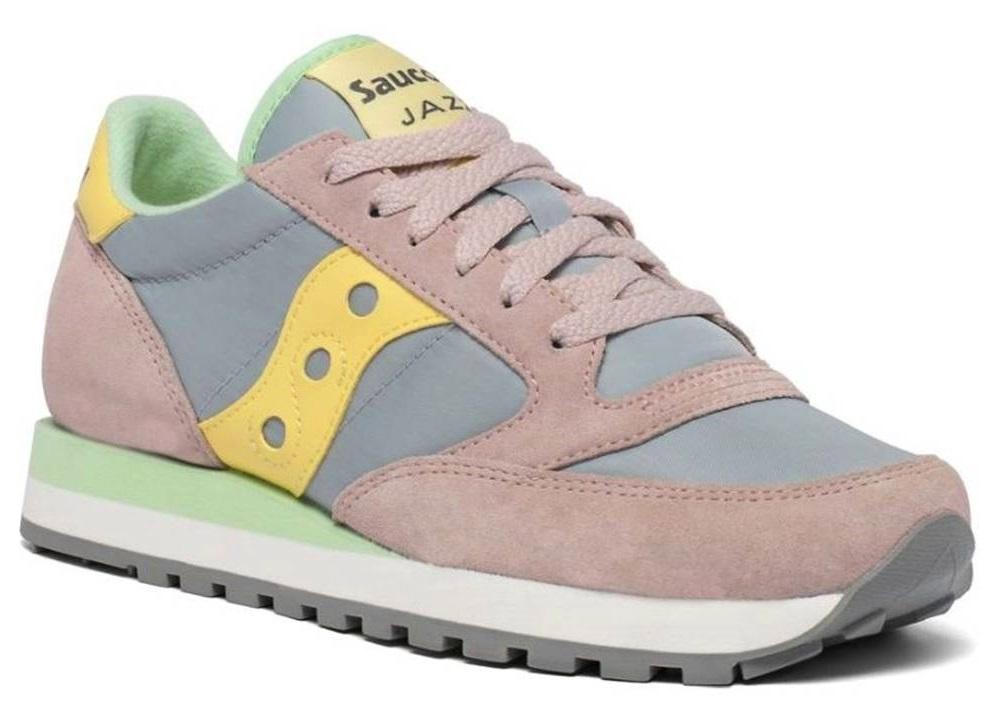 Scarpe da donna Saucony Jazz S1044 587 sneakers casual sportive comode leggere