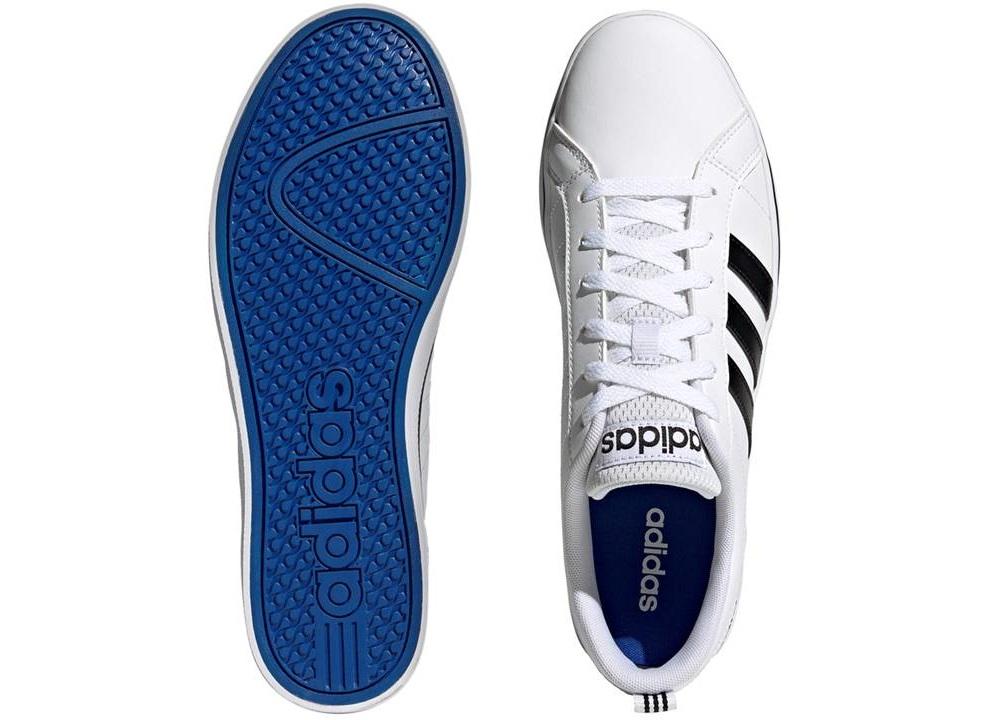 Scarpe uomo Adidas FY8558 sneakers sportive basse da ginnastica tennis palestra