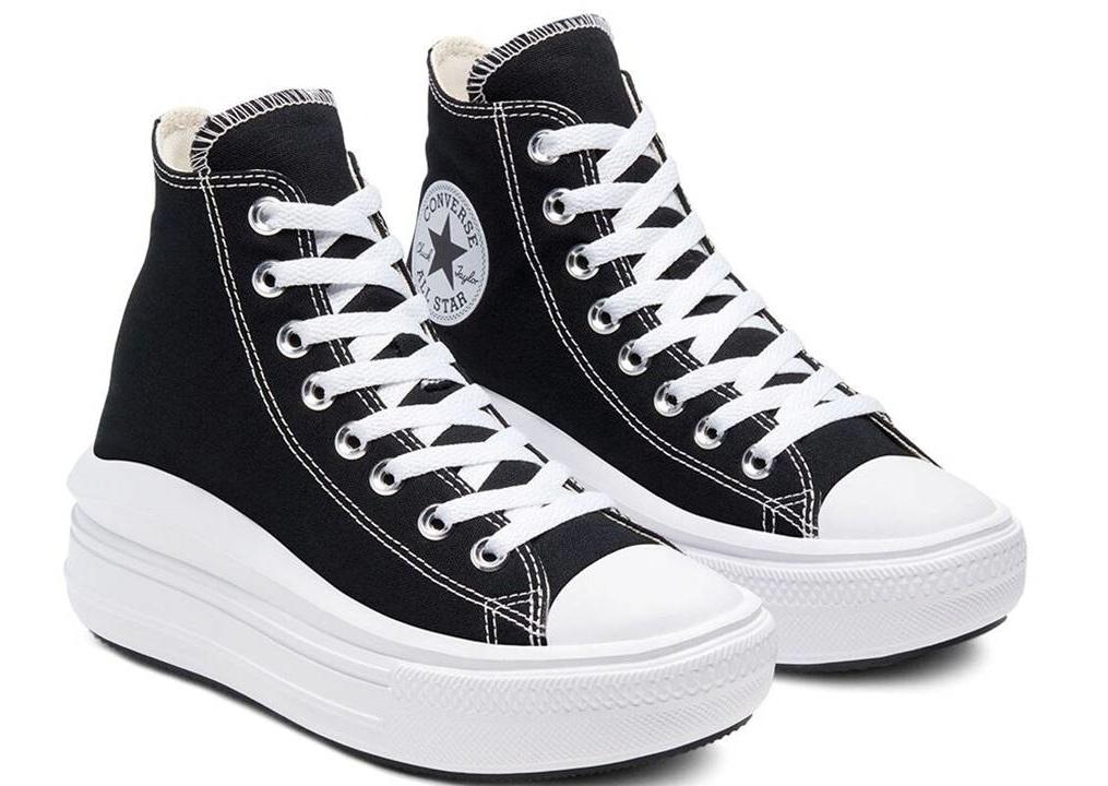 sneakers donna alte converse