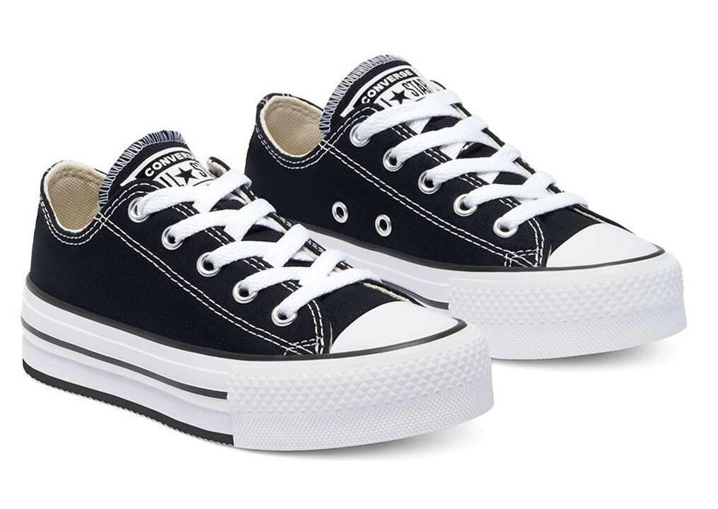 scarpe converse nere ragazza
