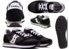 Saucony Jazz S2044 449 Nero Sneakers Uomo Scarpa Sportiva Casual