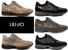 35d74f11da0b7 Liu Jo Girl Sneakers Scarpe Bambina Zeppa Calzature dal 30 al 34