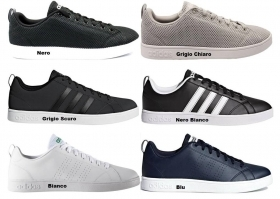 Adidas VS ADVANTAGE Scarpe da