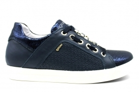 IGI e CO 3154100 Blu Sneakers Scarpe Donna Calzature Casual