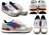 Saucony Shadow S70424-8 Grigio Blu Sneakers Uomo Scarpa Sportiva Casual