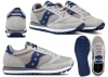 Saucony Jazz S2044 307 Grigio Sneakers Uomo Scarpa Sportiva Casual
