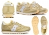 Saucony Jazz SK161209 Oro Sneakers Donna Bambini Scarpa Casual Sportiva