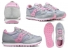 Saucony Jazz SK161006 Silver Sneakers Donna Bambini Scarpa Casual Sportiva