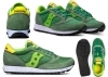 Saucony Jazz S2044 517 Verde Sneakers Uomo Scarpa Sportiva Casual