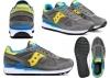 Saucony Shadow 2108 535 Grigio Sneakers Uomo Scarpa Sportiva Casual