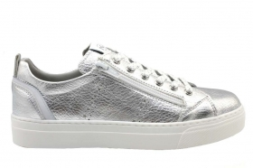 Nero Giardini Junior P930930F Silver Sneakers Donna Bambina Casual