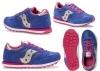 Saucony Jazz SK161585 Blu Sneakers Donna Bambini Scarpa Casual Sportiva