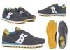 Saucony Jazz S2044 560 Grigio Sneakers Uomo Scarpa Sportiva Casual